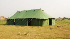 Namiot wojskowy