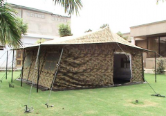 Climate Control Tents