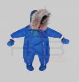 Baby Fur Hood Jacket