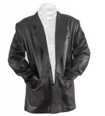 Men Leather Coat