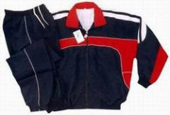 Track Suits, Polo Shirts, Embroidery Badges,