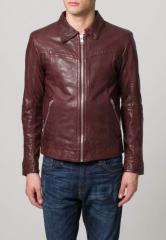 Men 2013 Fashion Leather Jacket
