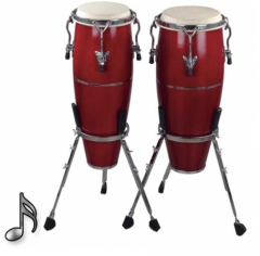 Medium Conga Set