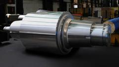 Roll, Backup Rolls, Work Rolls, Vertical Rolls
