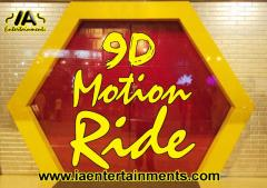 9D Motion Ride