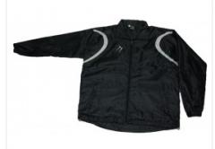 CW-204 Black Rain Jacket