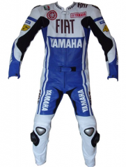 Branded Leather Suit