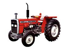 Massey Ferguson MF 260 (2wd, 60hp) Tractor