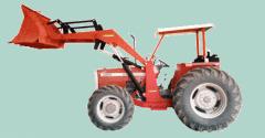 Tractor Front End Loader