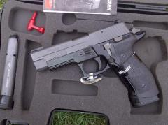 Pistolas para pôr estribos