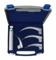 Fiber Optic Laryngoscope Set