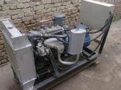 Used 9 Kva  Kohler Gas Generator for sale.