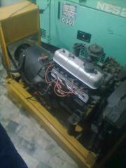 Used 12 Kva  Toyota Gas Generator for sale.