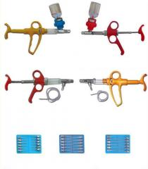 Automatic Syringes