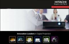 Hitachi DLP Projector