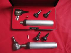 ENT Otoscope Diagnostic Set - white LED