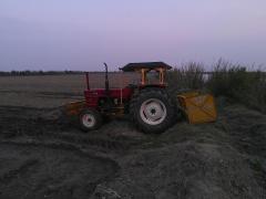 Tractor Cabin