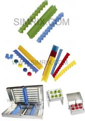 Silicone Buttons, Dental Cassettes Trays
