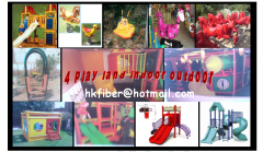 Fiberglass Multi Play System indoor/outdoor