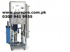 Reverse osmosis water plants Pure Pro Lahore