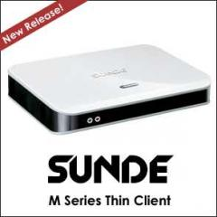 SUNDE THINCLIENT