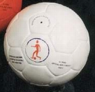 Futsal balls, Low Bounce, Balanced Bladder
