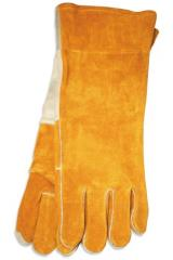 18-Inch Extra Length Welding Gloves
