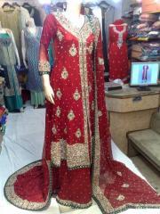 Bridal Wear Dress