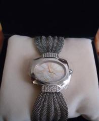 Pierre Cardin 1st Copy Watch Silver