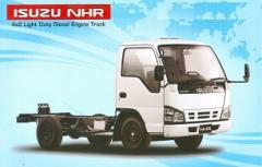 ISUZU NHR 4 x 2 Light Duty Diesel Engine Truck Chassis