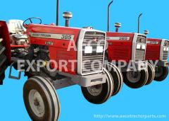 Massey ferguson Tractors Assembled in Pakistan