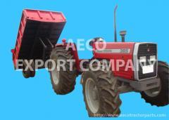Massey ferguson MF 385 4wd tractor
