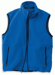 Fleece Sleeveless Jacket.