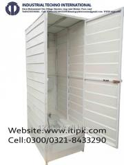 Fiberglass mobile wash room