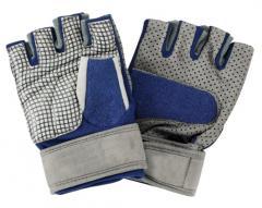 Перчатки для тяжелой атлетики 1-502