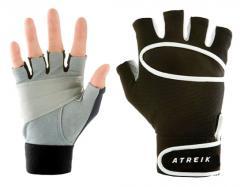 Перчатки для тяжелой атлетики 1-508