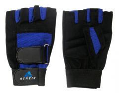 Перчатки для тяжелой атлетики 1-509