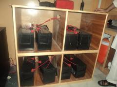 Dry Gell Batteries