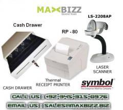 Barcode Scanner LS 2208