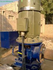 Deep Well Turbine, Submersible, Centrifugal,
