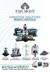 Neoprene Vibration Isolators (By FarSight)