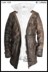 Bane Trench Coat /  Long Coat from BatMan The Dark Knigh Rises