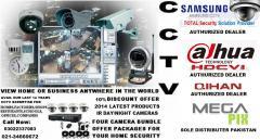 Samsung cctv camera price in pakistan Authorized Dealer  Dahua Qihan Megapix Hd products
