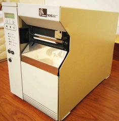 Zebra 105 SL Barcode Label Printer