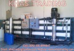 Water Treatment Plant Manufacturer Karachi