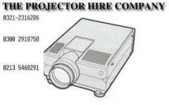 Multimedia projectors and screen