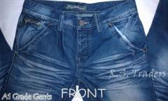 Export Quality Refurbished Mens & Ladies Jeans