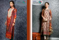 Pakistani Lawn Dresses Collection 2014-2015