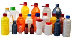 Plastic/hdpe bottles, Pet bottles, Containers for