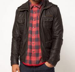 MARX Superdry Brad Leather Jacket